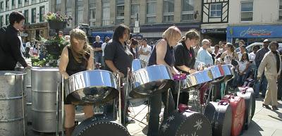 Foxwood 2007 at Huddersfield Carnival