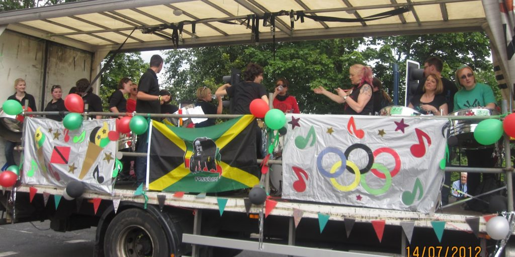 Foxwood at Huddersfield Carnival 2012