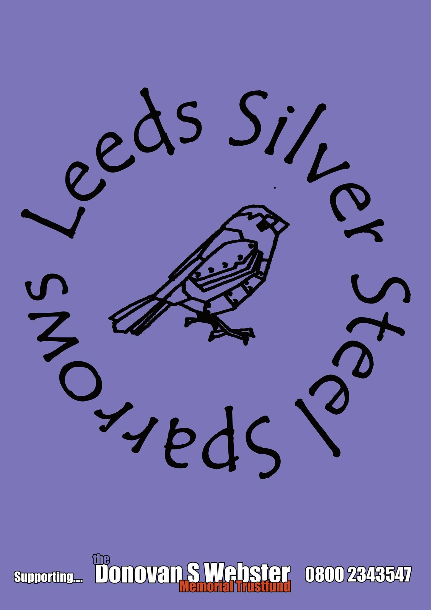 Sparrows banner