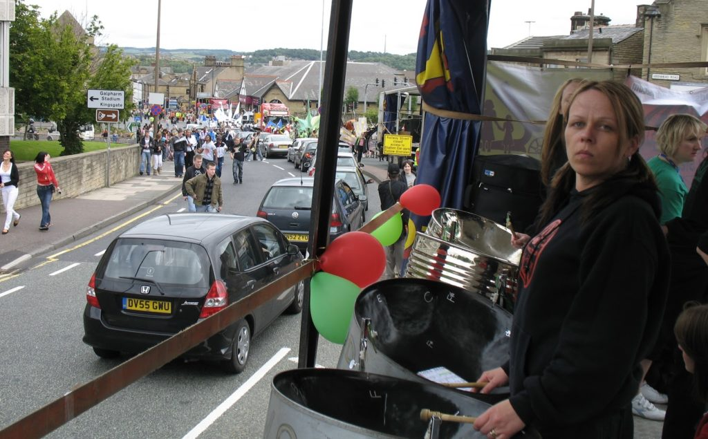 Foxwood at Huddersfield Carnival