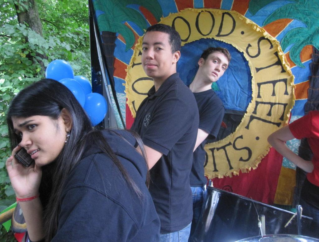 Three at Manchester Carnival 2006ish