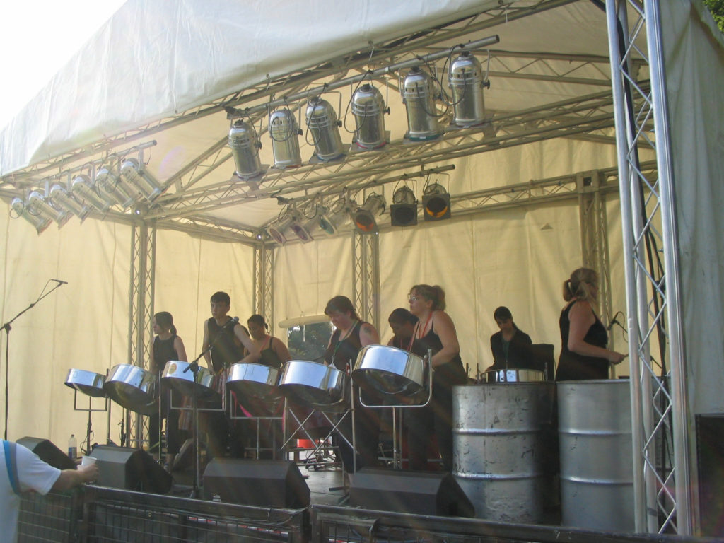 Foxwood Steel at Unity Day 2004