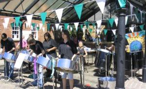 Foxwood Steel 2006 at Market Rasen Flower Festival