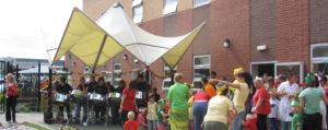East Steel Armley Nursery 2006