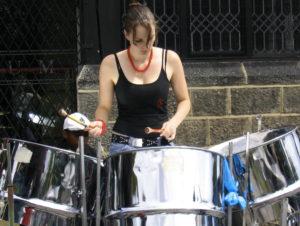 Bex at Kirkstall festival 2006