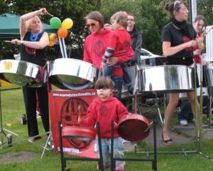 Foxwood at Meanwood Cricket Club 2009