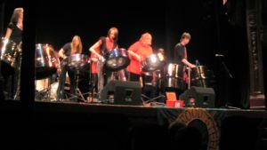 Foxwopd 2008 supporting Otway at City Varieties