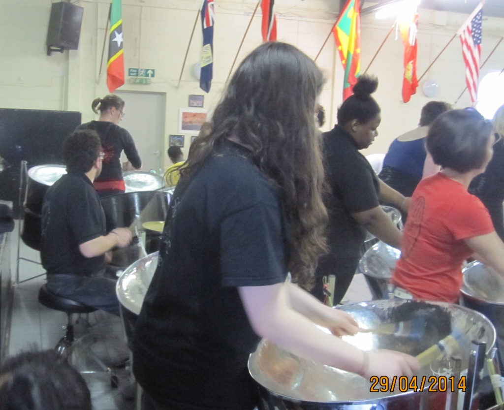 Sparrows and Foxwood 2014 at West Indian Centre