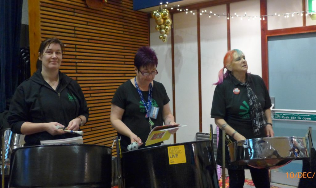 East Steel 2014 at YAMSEN:SpeciallyMusic Pudsey Civic Hall