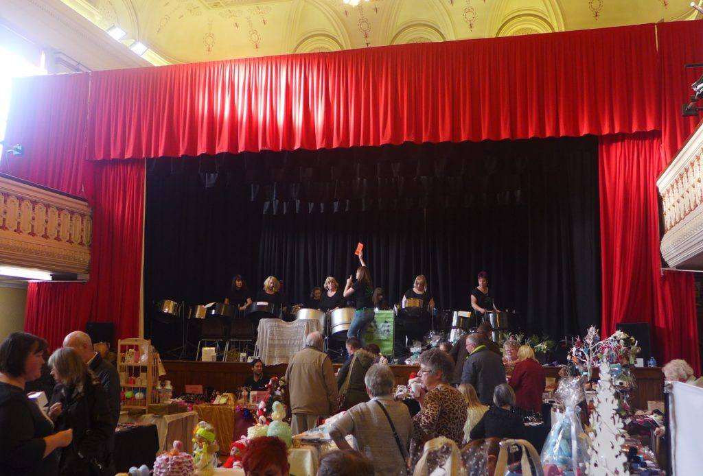 East Steel 2014 at Morley Town Hall