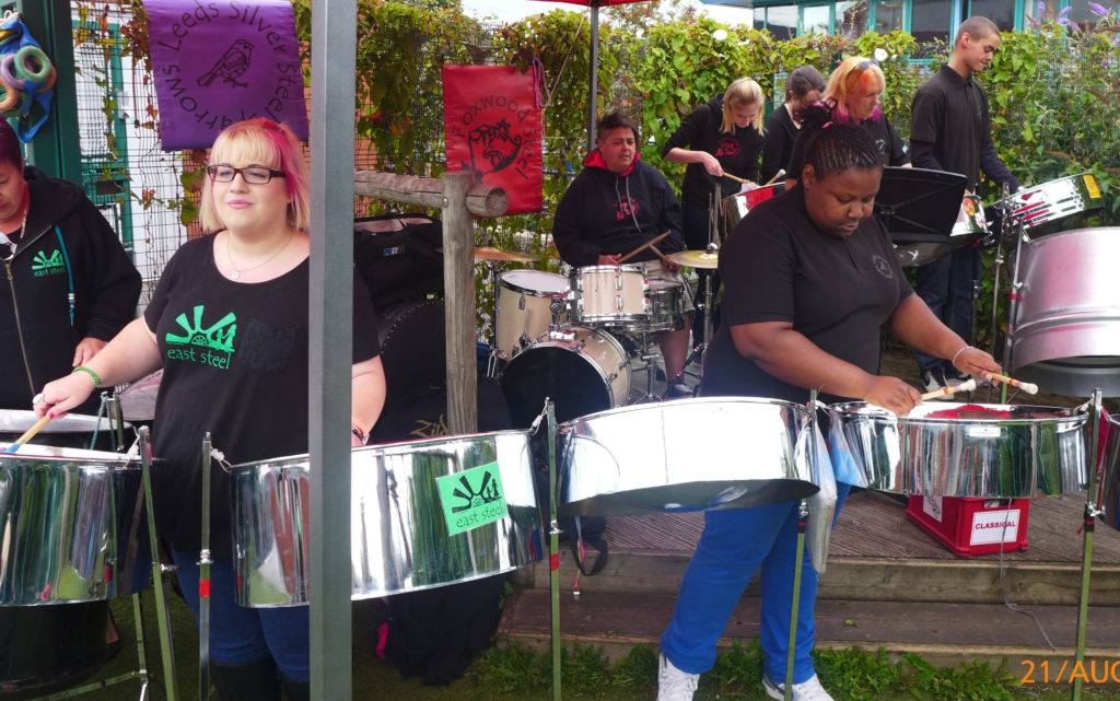 Leeds Pan Central 2014 at Chapeltown Nursery