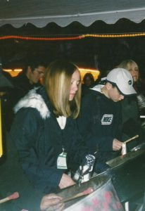 Gig Mig and Ma 2002 October in Neuchatel Switzerland