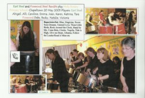 East Steel and Foxwood 2005 at Holy Rosary School Chapeltown