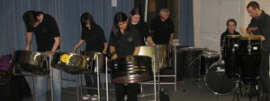 Sparrows play 2008 for the Grand Arrival of the YAMSEN:SpeciallyMusic gamelan
