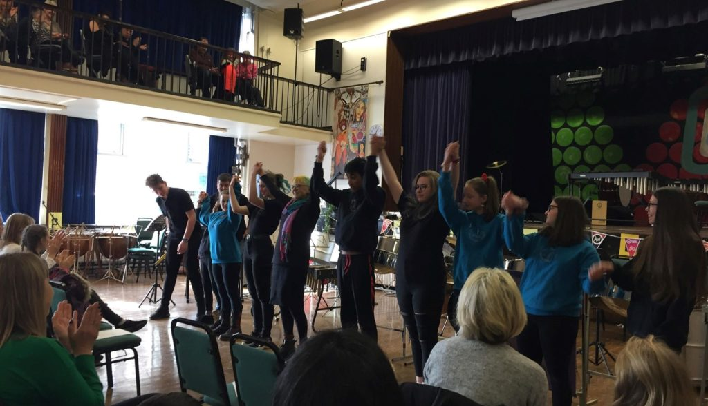 Sparrows 2020 Colne Valley Music For Youth