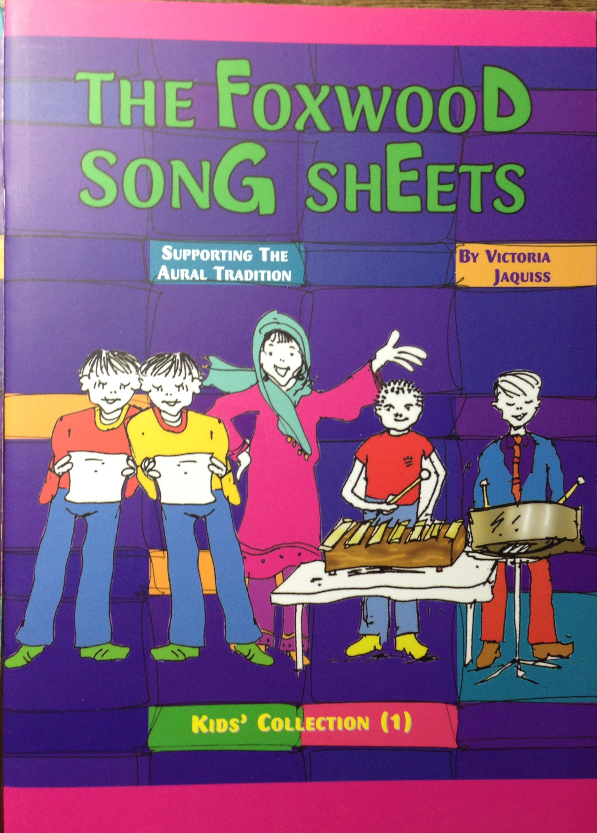 Foxwood Kids Book