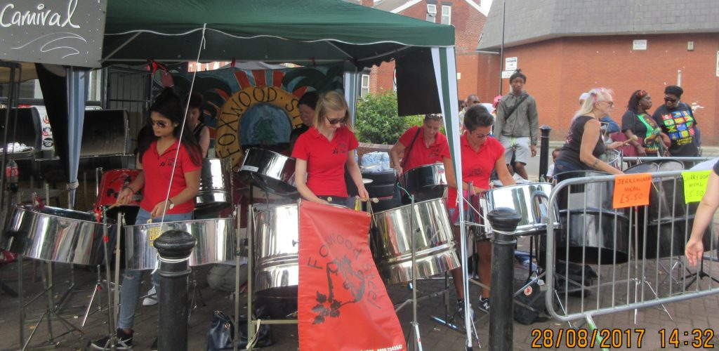 Foxwood at Leeds Carnival 2017
