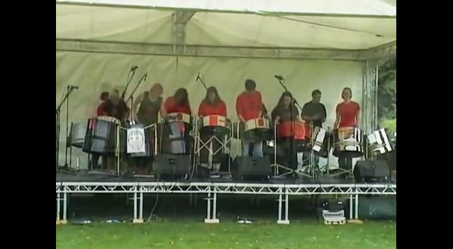 Foxwood Steel at Knaresborough 2007