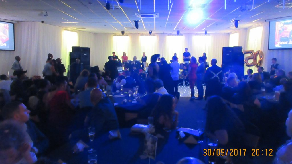 Foxwood at John's 50th September 2017