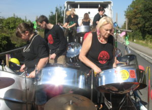 Foxwood Steel at Brotherton Carnival 2009 September