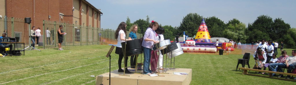 Silver Robins COLS summer fair 2010