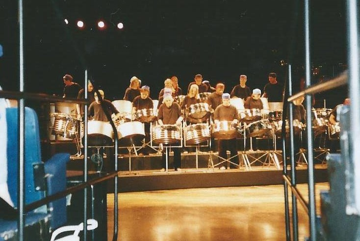 Foxwood Steel and Friends at West Yorkshire Playhouse 2002