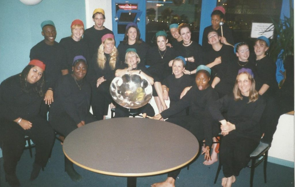 Combined Music Service/Music College bands feasturing Foxwood t West Yorkshire Playhouse 1999