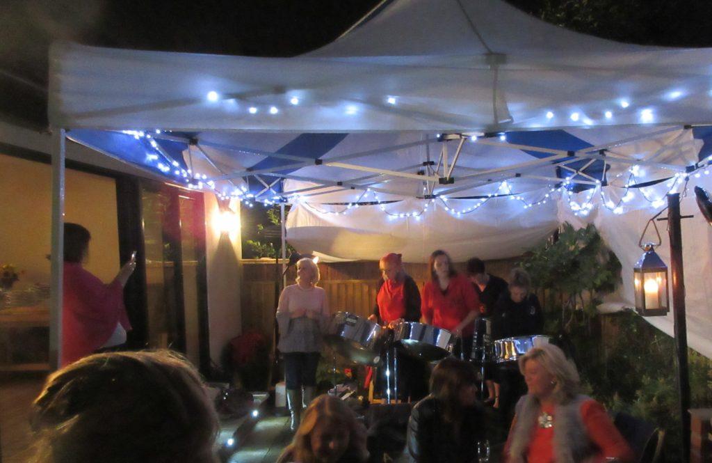 Foxwood 2017 at Marcele's anniversary, Roundhay Leeds