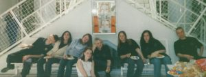 Sparrows 2002ish in Newcastle