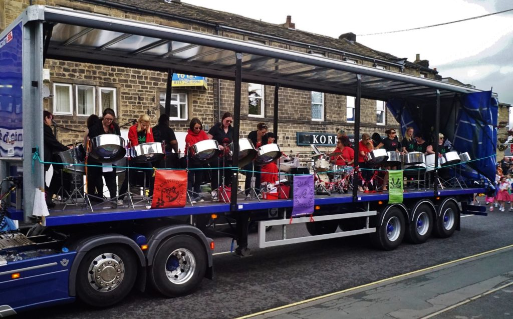 Foxwood 2015 at Otley Carnival