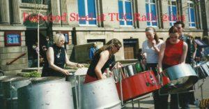 Foxwood 2001 Leeds TUC Rally