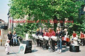 Foxwood 2004 Leeds TUC Rally