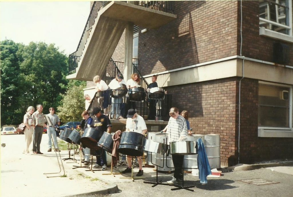 Foxwood early 90s Cookridge Hospital