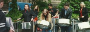 Foxwood early 00s at TUC May Day rally
