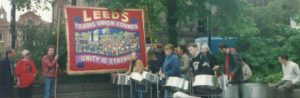 Foxwood 2003 at TUC May Day rally