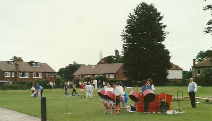 Foxwood late 80s possibly Manston School