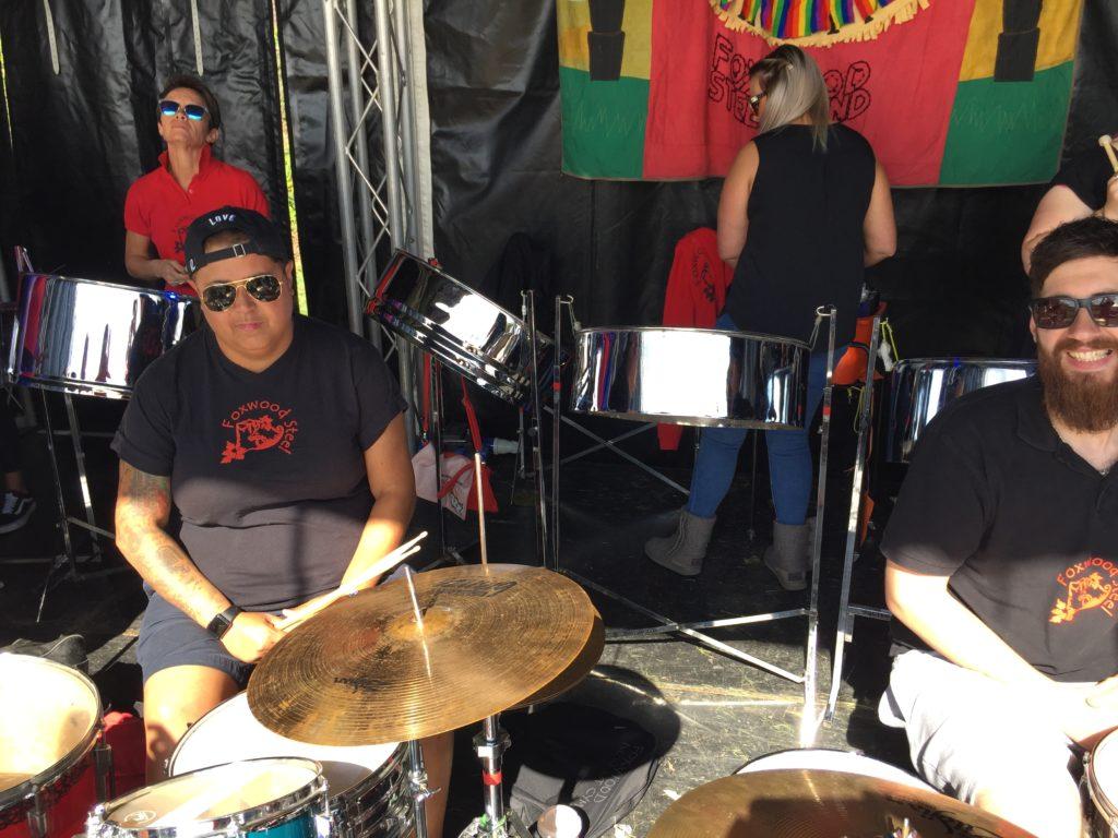 Foxwood drummers 2019 Scholes Cleckheaton