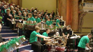East Steel 2007 at YAMSEN:SpeciallyMusic Concert Leeds Town Hall