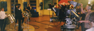 City Sparrows 2001at YTV studios