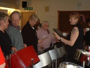 Dementia Café Workshop 2005