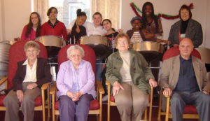 COLS Yr 7 Steelband 2006 at Harrison Potter Care Home