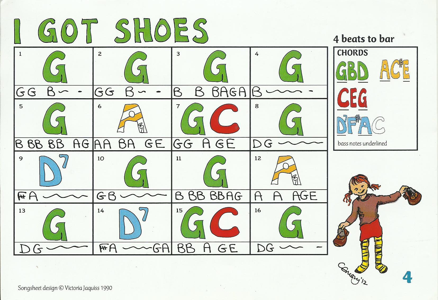 I Got Shoes